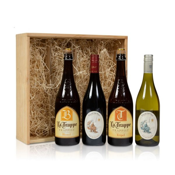 Bier en wijnpakket