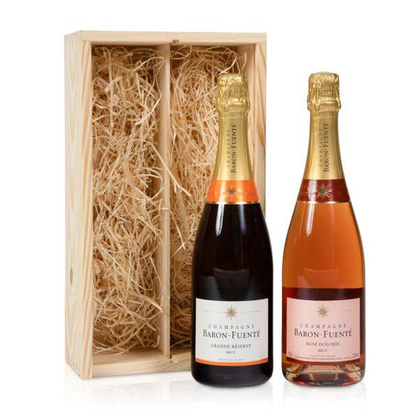 Champagne pakket