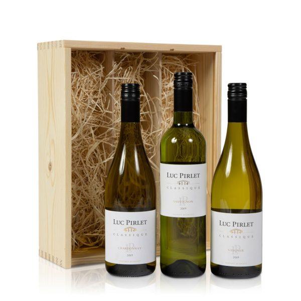 Witte wijn pakket