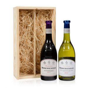Zuid Afrikaans wijnpakket