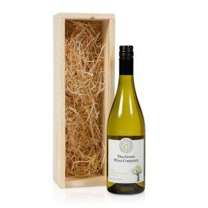 Biologisch witte wijn pakket