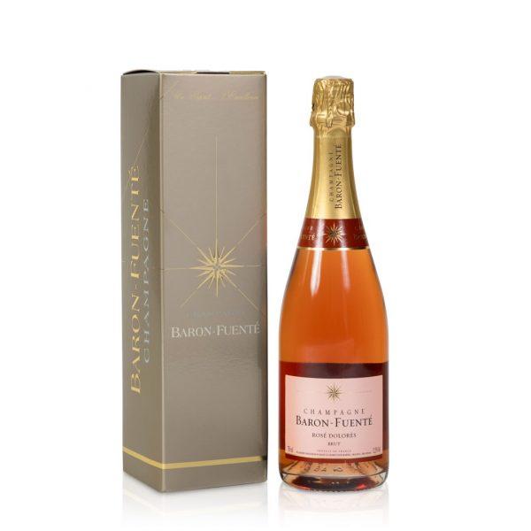 Champagne Rosé Pakket