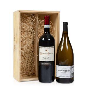 Magnum wijnkist