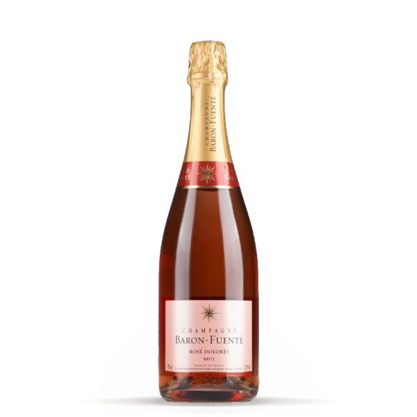 Champagne Baron Fuente Rose Dolores