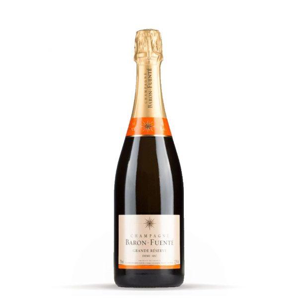 Champagne Baron Fuente Demi Sec