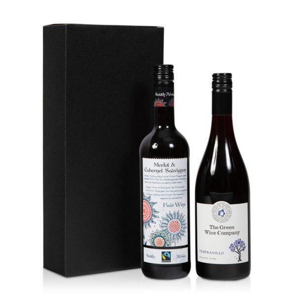 Rode wijn cadeau geven
