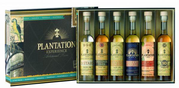 Rum proeverij pakket