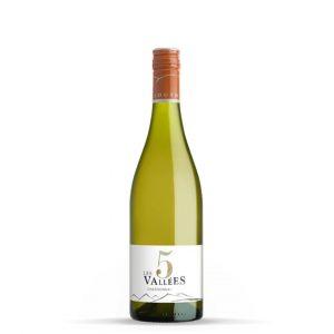 Les 5 Vallees Chardonnay
